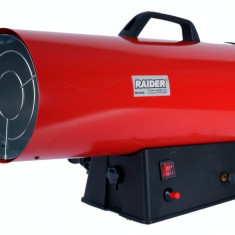 Aeroterma industriala pe gaz 15 KW Raider Power Tools
