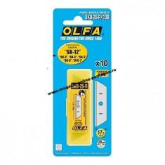 OLFA - lame cutite siguranta SKB-2S-R - inox