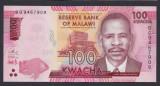 A3016 Malawi 100 kwacha 2017 UNC