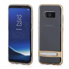 Cumpara ieftin Husa Samsung Galaxy S8 G950Mercury Dream Bumper Auriu