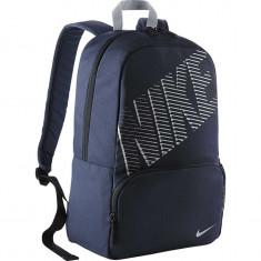 Ghiozdan rucsac Nike Classic Turf albastru-inchis 44 cm
