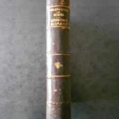 GHEORGHE ADAMESCU - ISTORIA LITERATURII ROMANE (1915)