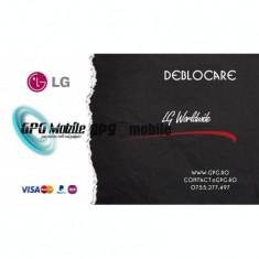 Deblocare LG Worldwide