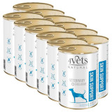 Cumpara ieftin 4Vets Natural Veterinary Exclusive SKIN SUPPORT 12 x 400 g