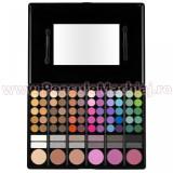 Trusa Machiaj 78 culori cu blush Fraulein38 Natural Beauty