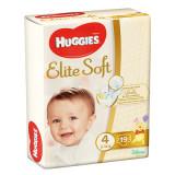 Scutece pentru copii Elite Soft 4, 8-14 kg, 19 bucati, Huggies