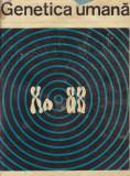 Genetica umana (Editie 1966)