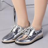 Pantofi dama Najira argintii
