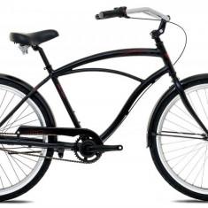 Bicicleta Oras Devron Urbio U2.6 M 445mm Satin Black 26