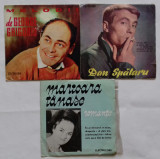SINGLE DAN SPATARU - GEORGE GRIGORIU - MARIOARA TANASE, VINIL