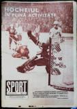 REVISTA SPORT NR 1 - IANUARIE 1981