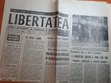 Ziarul libertatea 11-12 octombrie 1990