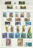 AMS* - CLASOR TIMBRE RUSIA/URSS - SERII COMPLETE MNH 1980 -1991, 150 serii
