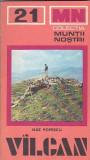 Vilcan (Valcan) de Nae Popescu + harta. Colectia Muntii Nostri