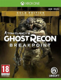 Tom Clancy S Ghost Recon Breakpoint Gold Edition Xbox One