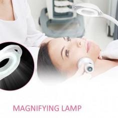 Lampa Cosmetica cu Lupa si LED 12 LUNI GARANTIE
