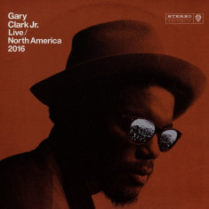 Gary Clark Jr Live North America 2016 (cd)