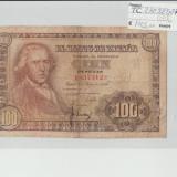 Pesetas 100