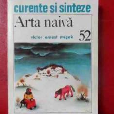 Arta Naiva - Victor Ernest Masek ,540196