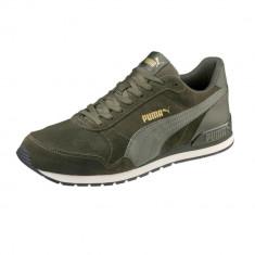 Pantofi sport barbati Puma ST Runner Verde 44.5