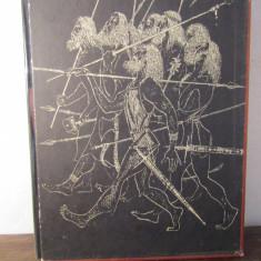 TIGANIADA DE I. BUDAI DELEANU , ILUSTRATII  AUREL STOICESCU
