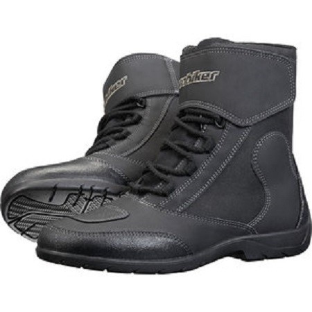 Ghete moto Probike Active negru marime 41 Cod Produs: MX_NEW 21915041LO