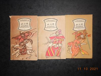 SHI NAIAN, LUO GUANZHONG - OSANDITII MLASTINILOR 3 volume foto