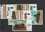 Transporturi ,locomotive cu abur,Paraguay.