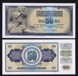 = IUGOSLAVIA - 50 DINARA – 1968 – UNC   =