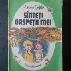 VINICIU GAFITA - SANTETI OASPETII MEI