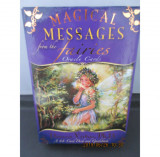 Magical Messages From Fairies-Carti oracol/TAROT ZANE-ed lim lux AURII-SIGILAT