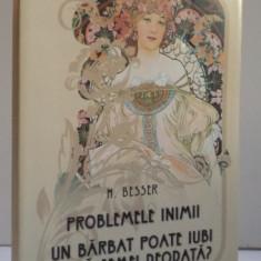 PROBLEMELE INIMII UN BARBAT POATE IUBI DOUA FEMEI DEODATA? 2012