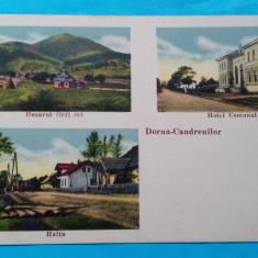 Suceava Dorna Candrenilor Gara Bukowina Bucovina