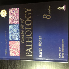 Patologie - Fiziopatologie ( Textbook of Pathology ) Harsh Mohan ed 8