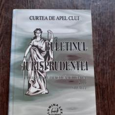 BULETINUL JURISPRUDENTEI CURTII DE APEL CLUJ 2000 VOL.2