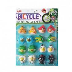 Clipsuri spite Angry Birds