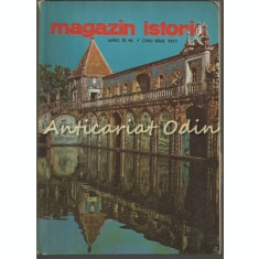 Magazin Istoric - Nr.: 7 Iulie 1977