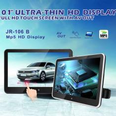 "Display tetiera HD 10.1"" cu touch screen si mirror link COD: 106B"