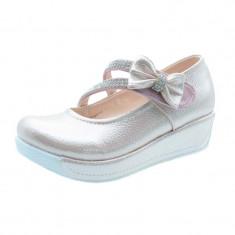 Pantofi eleganti cu platforma pentru fetite Ruyada SO-13, Roz