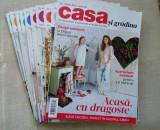 LOT DE 10 REVISTE CASA SI GRADINA