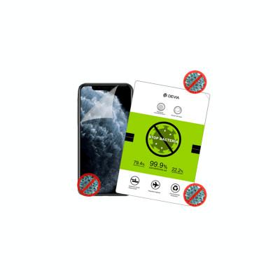 Folie Protectie Ecran (Silicon, Anti-Bacterial) Huawei Mate Xs , Devia Transparent, Blister foto