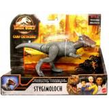 Jurassic World Savage Strike - Dinozaur Stygimoloch 17 cm, Mattel