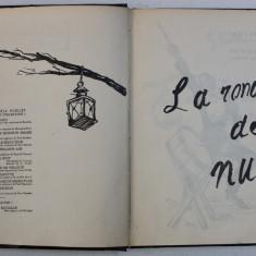 LA RONDE DE NUIT par SEM , illustration de l ' auteur , gravures sur bois de LOUIS ANDRE , 1923