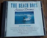 CD The Beach Boys – Summer Dreams (28 Classic Tracks), capitol records