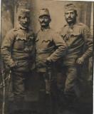C118 Militari austro-ungari decorati si cu baioneta primul razboi mondial