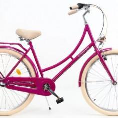 Bicicleta Dama DHS Citadinne 2636 (Roz)