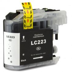Cartus cerneala compatibil Brother LC223 XL - Negru