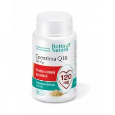 Coenzima Q10, 30cps, 120mg, Rotta Natura