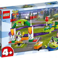 LEGO Toy Story 4 - Senzatii tari la carnavalul cu montagne russe 10771