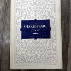 SHAKESPEARE-Opere 5 -Titus Andronicus Nevestele vesele din Windsor Henric al V lea